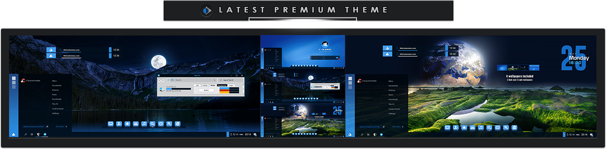 Premium Windowblinds Theme