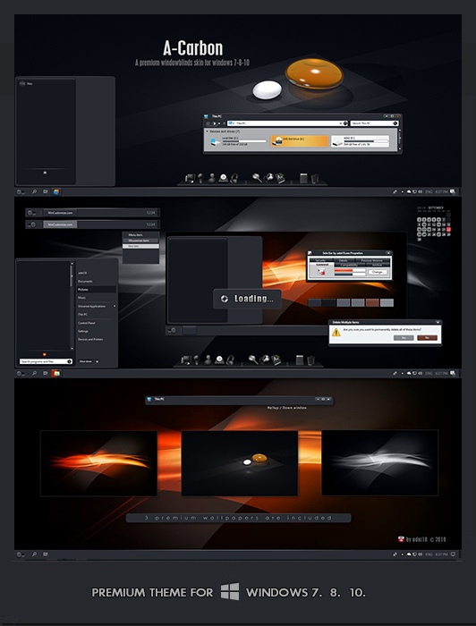 Windowblinds Premium Theme