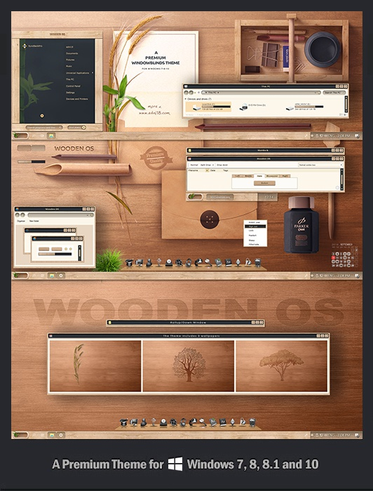 Windowblinds Theme
