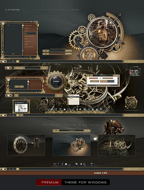 Premium Windows Themes Desktop Enhancements