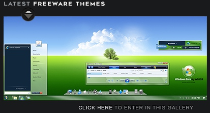 Free Themes for Windows GALLERY
