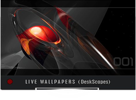 DeskScapes Dream animated wallpapers