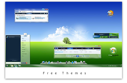 Free Themes for Windows